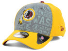 Washington Redskins New Era NFL 2014 Draft Flip XP 39THIRTY Cap Stretch Fitted Hats