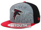 Atlanta Falcons New Era 2014 NFL Kids Draft 9FIFTY Snapback Cap Adjustable Hats