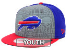 Buffalo Bills New Era 2014 NFL Kids Draft 9FIFTY Snapback Cap Adjustable Hats