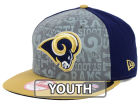 St. Louis Rams New Era 2014 NFL Kids Draft 9FIFTY Snapback Cap Adjustable Hats