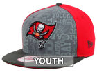 Tampa Bay Buccaneers New Era 2014 NFL Kids Draft 9FIFTY Snapback Cap Adjustable Hats