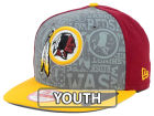 Washington Redskins New Era 2014 NFL Kids Draft 9FIFTY Snapback Cap Adjustable Hats