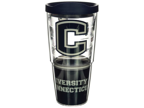 Connecticut Huskies Tervis Tumbler 24oz Tumbler With Lid