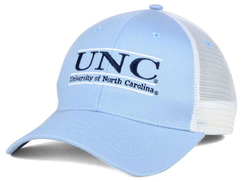 North Carolina Tar Heels Game Mesh Bar Hats