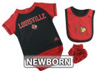 Louisville Cardinals adidas NBA Newborn Set Infant Apparel