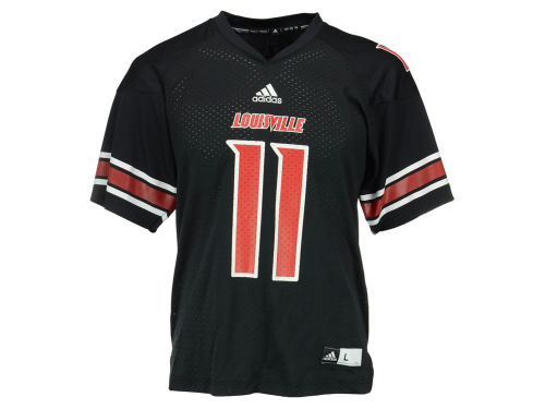 Louisville Cardinals adidas NCAA Youth Replica Jersey