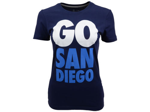 San Diego Chargers Nike NFL Womens GO Big T-Shirt