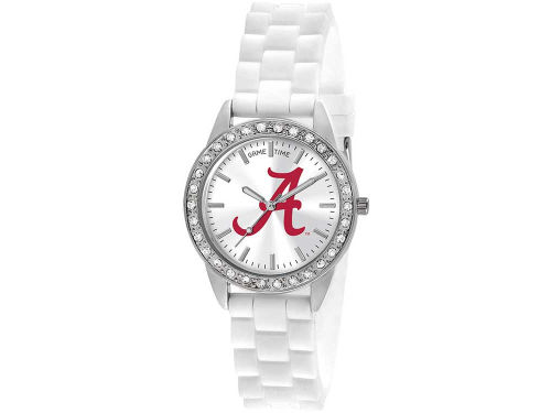 Alabama Crimson Tide Game Time Pro Womens Frost Watch