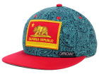 Official Cali Paisley Snapback Cap Adjustable Hats