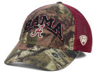 Alabama Crimson Tide Top of the World NCAA Trapper Meshback Hat Trucker Hats