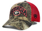 Georgia Bulldogs Top of the World NCAA Trapper Meshback Hat Trucker Hats