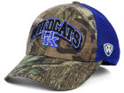 Kentucky Wildcats Top of the World NCAA Trapper Meshback Hat Trucker Hats