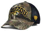 Missouri Tigers Top of the World NCAA Trapper Meshback Hat Trucker Hats