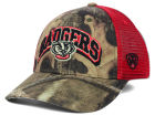 Wisconsin Badgers Top of the World NCAA Trapper Meshback Hat Trucker Hats