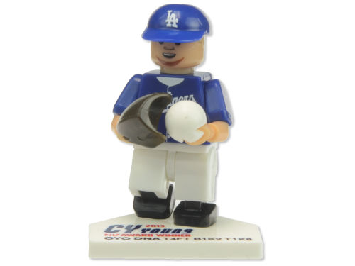 Los Angeles Dodgers Clayton Kershaw OYO Figure CY Young