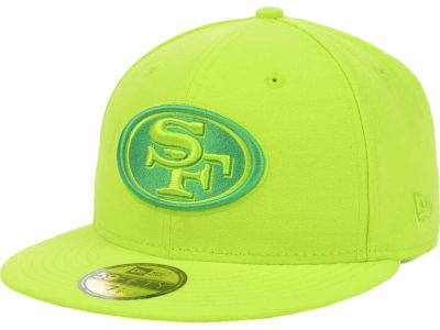 San Francisco 49ers NFL Tonal Pop Basic 59FIFTY Cap Hats