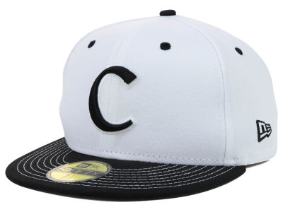 Clemson Tigers NCAA White Black 59FIFTY Cap Hats