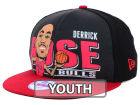 Chicago Bulls New Era NBA Hardwood Classics Youth Player 9FIFTY Snapback Cap Hats