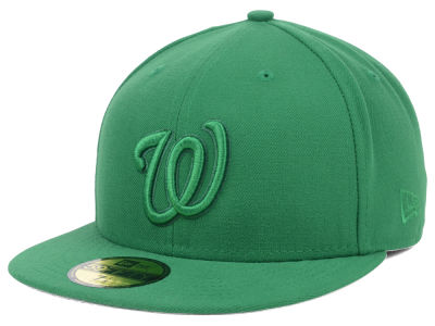 Washington Nationals MLB Pop Tonal 59FIFTY Cap Hats