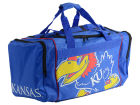 Kansas Jayhawks Forever Collectibles Core Duffle Bag Luggage, Backpacks & Bags