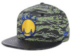 Golden State Warriors New Era NBA Hardwood Classics Canimal 59FIFTY Cap Fitted Hats