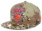 New York Knicks New Era NBA Hardwood Classics Canimal 59FIFTY Cap Fitted Hats