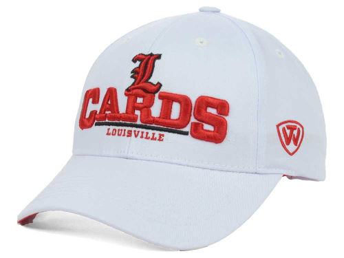 Louisville Cardinals NCAA 2 for $25 Top of the World NCAA Fan Favorite Cap Hats