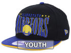 Golden State Warriors New Era NBA Hardwood Classics Youth All Stars 9FIFTY Snapback Cap Adjustable Hats