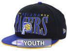 Indiana Pacers New Era NBA Hardwood Classics Youth All Stars 9FIFTY Snapback Cap Adjustable Hats
