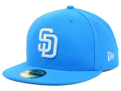 San Diego Padres MLB C-Dub 59FIFTY Cap Hats