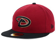 New Era MLB Patched Team Redux 59FIFTY Cap Fitted Hats