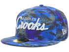 Crooks & Castle Cerulean Camo 59FIFTY Cap Fitted Hats