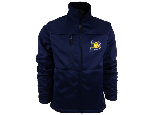 Indiana Pacers Antigua NBA Traverse Jacket