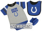 Indianapolis Colts Outerstuff NFL Newborn Little Player Creeper Set Outfits