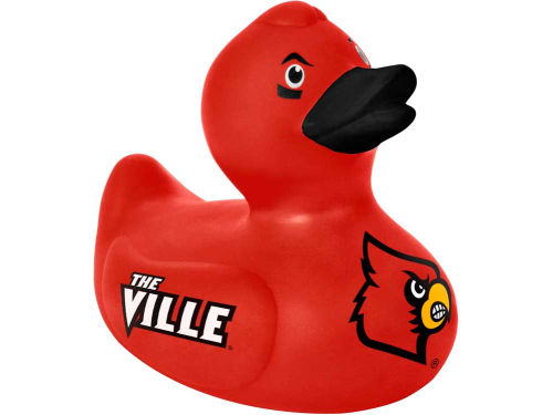 Louisville Cardinals Forever Collectibles Vinyl Duck NCAA