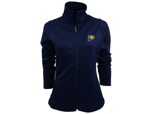 Indiana Pacers Antigua NBA Womens Leader Jacket