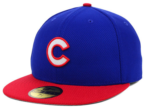 Chicago Cubs New Era MLB Diamond Era 59FIFTY Cap Hats