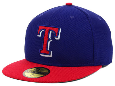 Texas Rangers MLB Diamond Era 59FIFTY Cap Hats