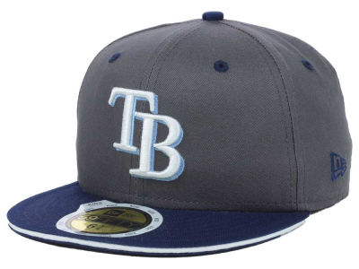 Tampa Bay Rays MLB Youth Opening Day 59FIFTY Cap Hats