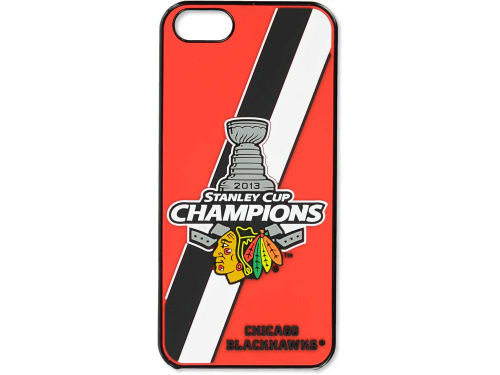 Chicago Blackhawks Forever Collectibles iPhone 5 Case Hard Logo