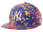 New York Yankees New Era MLB Liberty of London Pop Firework 59FIFTY Cap Fitted Hats