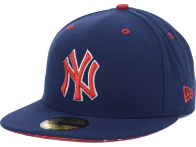 New York Yankees MLB All-American 59FIFTY Cap Hats