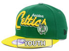 Boston Celtics New Era NBA Hardwood Classics Youth Bright Nights 9FIFTY Snapback Cap Adjustable Hats