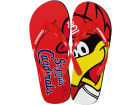 St. Louis Cardinals Forever Collectibles Youth Mascot Flip Flops Footwear & Socks