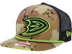 Anaheim Ducks New Era NHL A-Rope 9FIFTY Snapback Cap Adjustable Hats