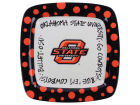 Oklahoma State Cowboys Square Plate Gameday & Tailgate