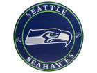 Seattle Seahawks Wincraft Circle Wood Sign Home Office & School Supplies