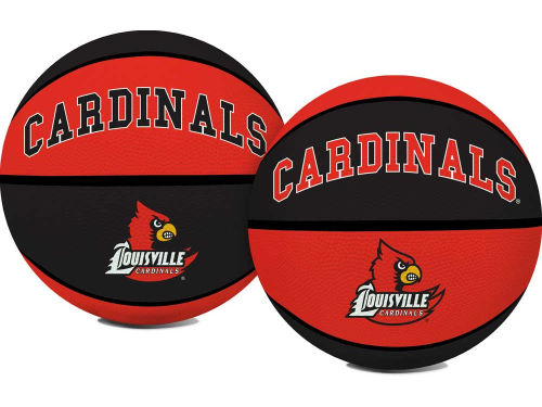 Louisville Cardinals Jarden Sports Crossover Basketball
