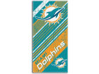 Miami Dolphins The Northwest Company Beach Towel Bed & Bath