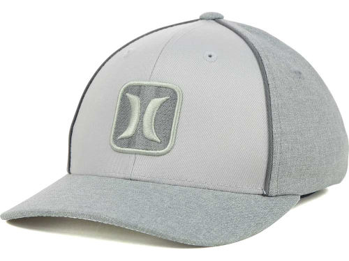 Hurley Youth Squared Flex Cap Hats